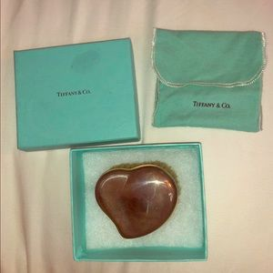 Tiffany & Co. Sterling Silver Baby Brush GUC